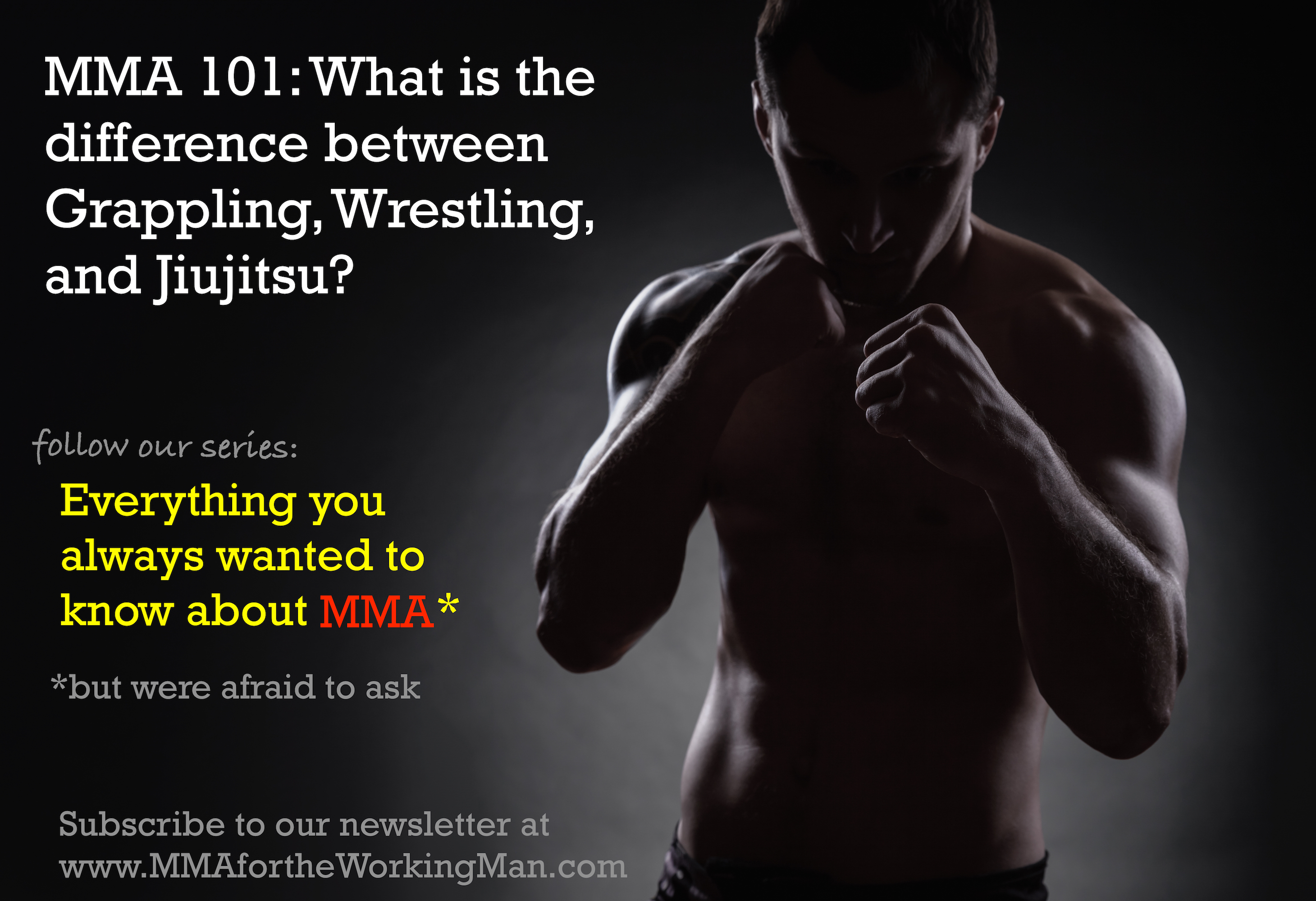 What is the Difference Between Grappling, Wrestling and Jiu-jitsu