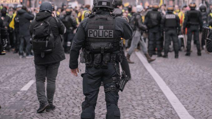 police-law enforcement
